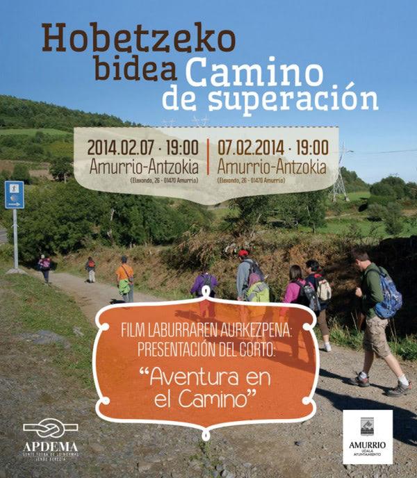 Hobetzeko badea / Camino de superación
