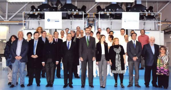 Inauguración Indesa 2013