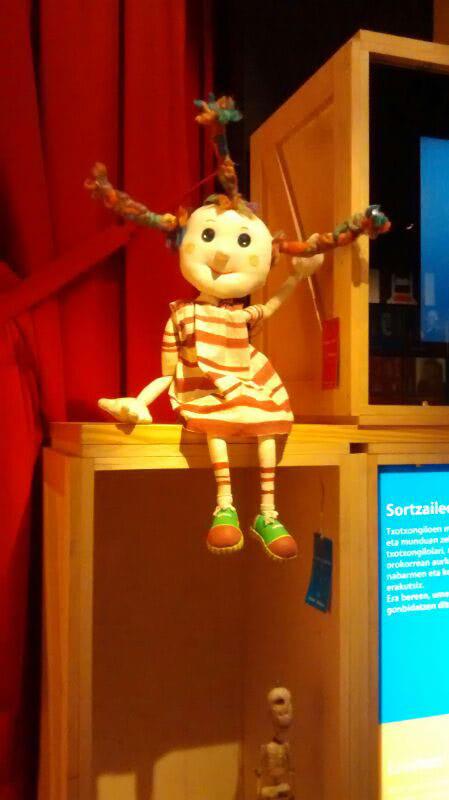 Marioneta Tolosa