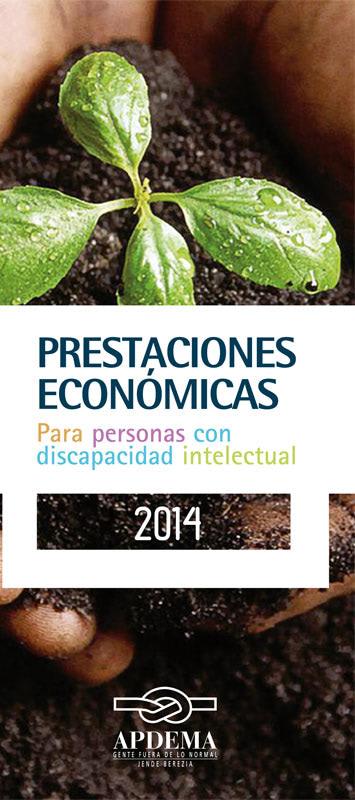 Prestaciones Económicas 2014
