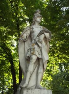 Estatua florida
