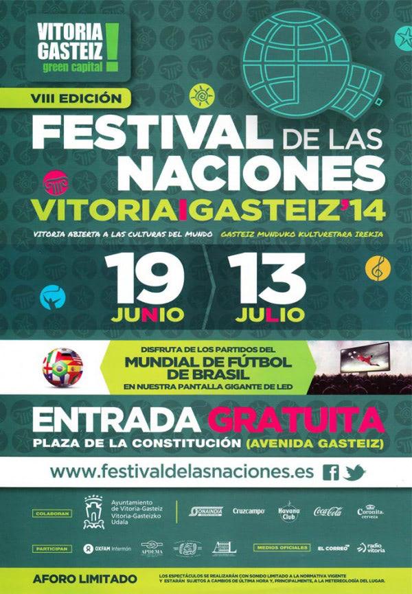 Feria de las Naciones 2014