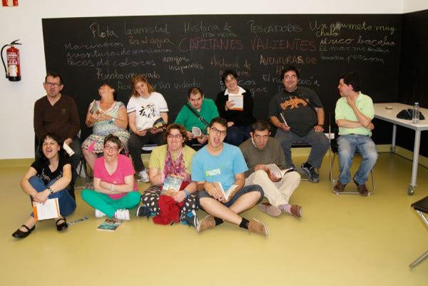 2º CLUB DE LECTURA FÁCIL APDEMA