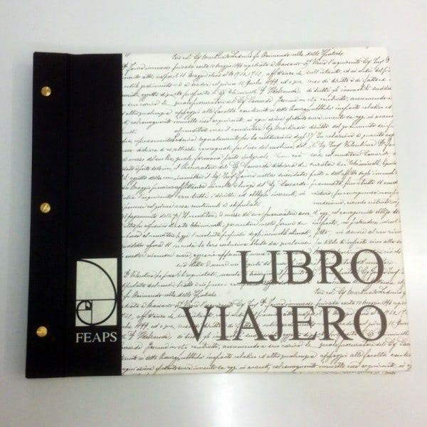 Libro viajero FEAPS 50 aniversario