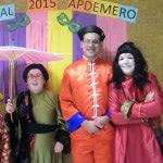 Apdema; Carnaval Apdemero 2015