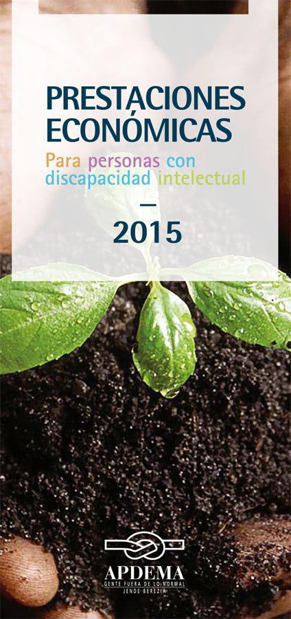 Apdema; Prestaciones Económicas 2015