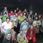 Apdema; Gazte Alaiak de Amurrio visita el Caserío Presatxu