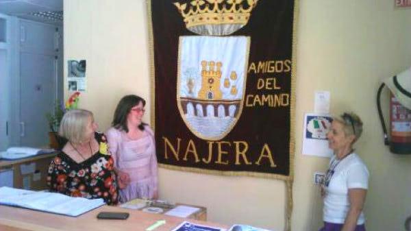 Apdema; Voluntariado en el Camino de Santiago