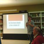 Apdema; Lectura Fácil en la Biblioteca del Centro Cívico El Pilar