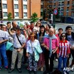 Apdema; Comida de Apdema de Laudio y de la Asociación Santa María del Yermo