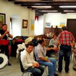 Apdema; taller en el museo gastronómico de Llodio