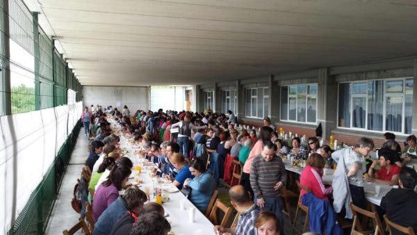 Apdema; fiesta anual de los Centros de ocio