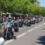 Apdema; Un día con las motos