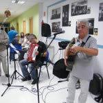 Apdema; Fiesta en el Centro de Ocio de Vitoria-Gasteiz