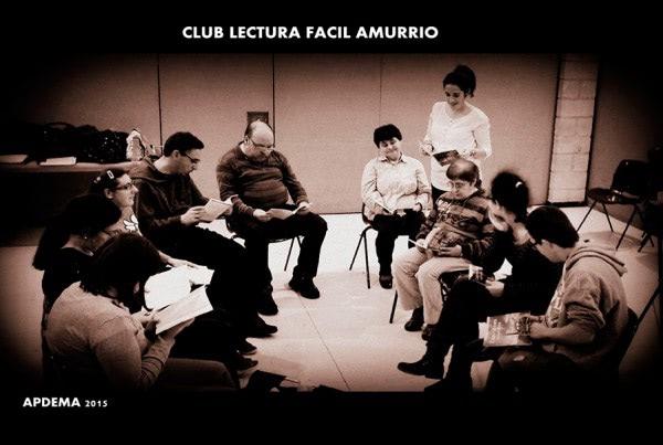 Apdema; Lectura Fácil en Amurrio