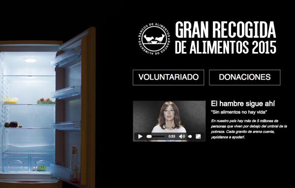 Apdema; 3ª campaña de recogida Banco de Alimentos