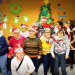Apdema; Fiesta de Navidad intercentros de Ocio