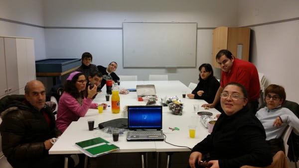 Apdema; Fin de curso del Club de Lectura Fácil de El Pilar