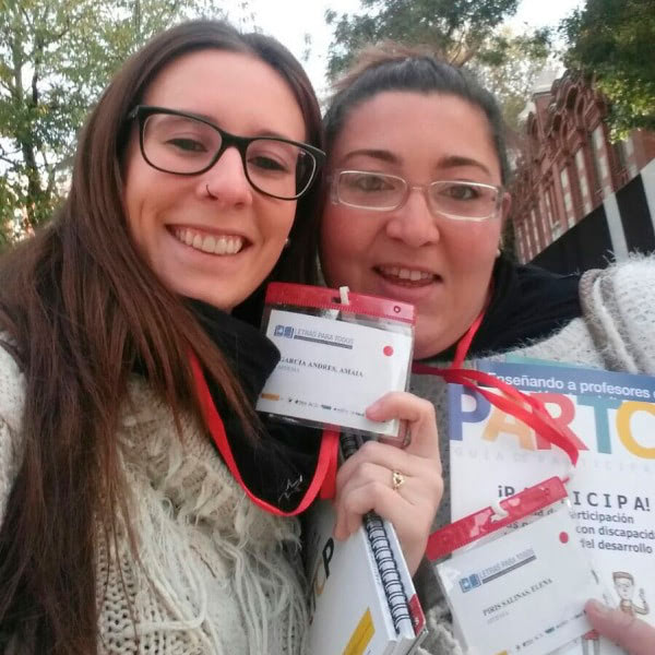 """Apdema; II Encuentro Nacional de Buenas Prácticas en Lectura Fácil """"Letras para todos"""""""