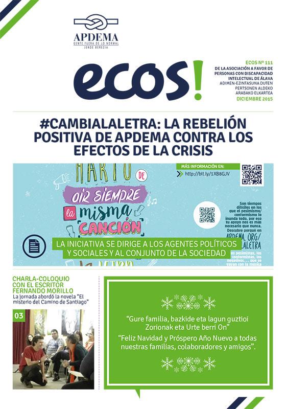 Apdema; Revista Ecos nº111