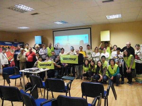 Apdema; Greenpeace