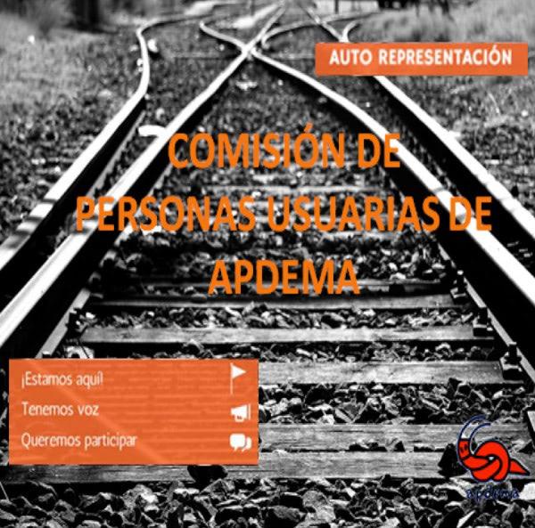 Apdema; LA COMISIÓN DE PERSONAS CON DISCAPACIDAD INTELECTUAL DE APDEMA INICIA SU ANDADURA