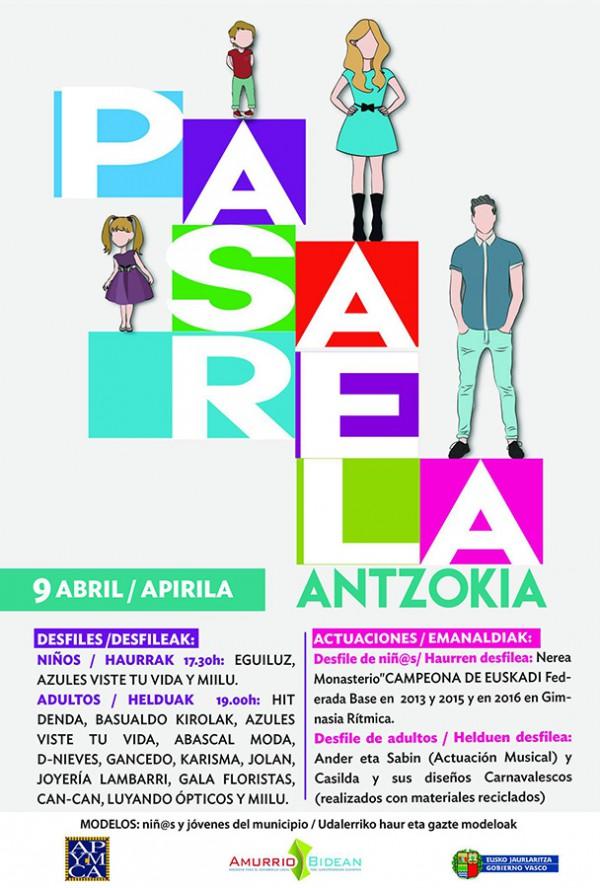Apdema; Pasarela APYMCA Abril 2016