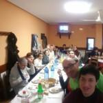 Apdema; Comida anual del centro de ocio en Llodio