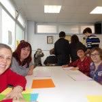 Apdema; Encuentro con los Skauts del Centro de Ocio de Amurrio