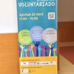 Apdema; II Feria de Voluntariado de la UPV