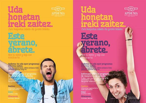 Apdema; Campaña de Voluntarios Verano 2016