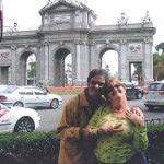 Apdema; en Madrid con amigos del Camino de Santiago