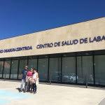 Apdema; charla en el centro de salud de Labastida