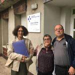 """Apdema; sensibilización del personal sanitario """"Osatzen"""""""