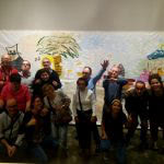 Apdema; Visita al museo de Bellas Artes de Bilbao