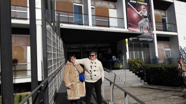 Apdema; Charla en el centro de salud de San Martin