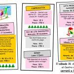 Apdema; Programa navideño 2016