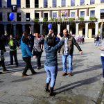 Apdema; Hamaiketako Solidario celebrado en Llodio