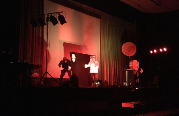 Apdema; Campaña de Teatro Escolar 2016