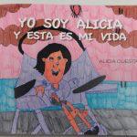 """Apdema; Alicia Cuesta """"Yo soy Alicia y esta es mi vida"""""""