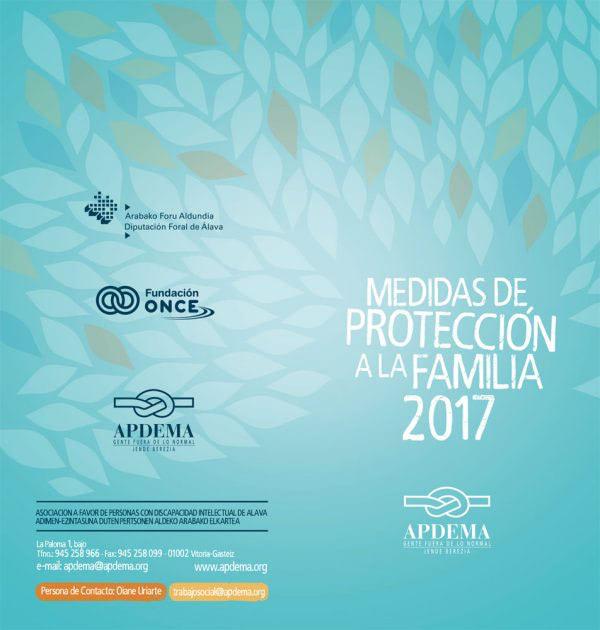 Apdema; Ayudas a Familias 2017