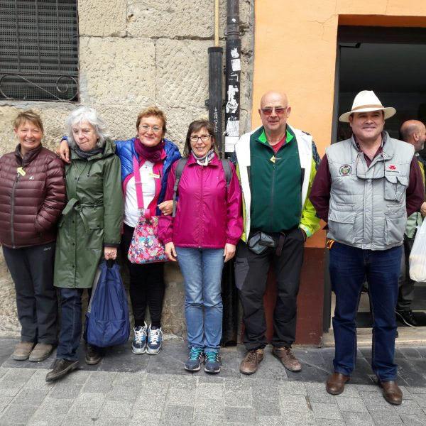 Apdema; curso de formación en Hospitaleros en Logroño