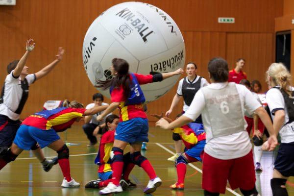 Curso de iniciación al Kin-Ball