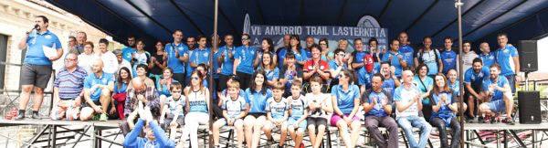 Amurrio Trail Lasterketa 2017