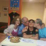Hospitaleros voluntarios en el albergue de Estella