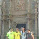 Camino de Santiago; Marian Murua hospitalera en Nájera
