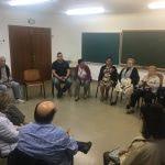 Reunión informativa con familias de Rioja Alavesa