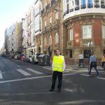 """Voluntarios en la """"3ª Marcha contra el Cáncer"""""""