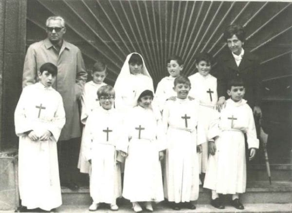 Recuerdo y Homenaje a Fernando García Santamaría