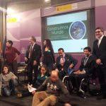 """Encuentro de personas con discapacidad intelectual """"Construimos mundo""""."""